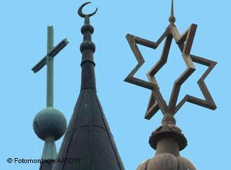 Comparison between Islam, Christianity and Judaism and Choosing between Them
