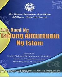 Ang Buod Ng Tatlong Alituntunin Ng Islam