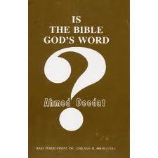 ΕΙΝΑΙ Η ΒΙΒΛΟΣ Ο ΛΟΓΟΣ ΤΟΥ ΘΕΟΥ;