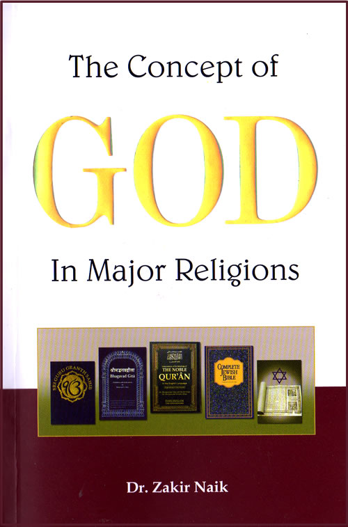 Concept of God in Major Religions (Burmese)
