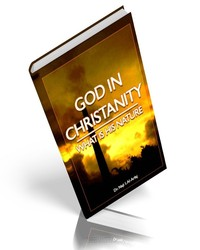 God in Christianity... What is His Nature?