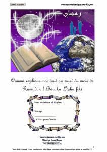 Le ramadan expliqué aux enfants 5