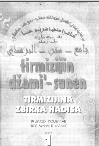 Tirmizijina zbirka hadisa - 2