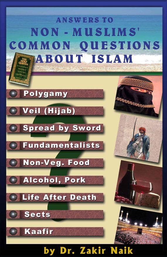 Antwoorden aan de Niet-Moslims, de meest gestelde vragen over Islam