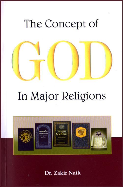 Concept van God in Grote Religies