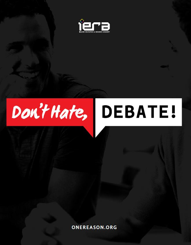 Don't Hate Debate Booklet
