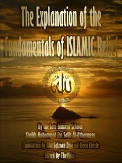 Explicarea principiilor fundamentale ale credinţei islamice