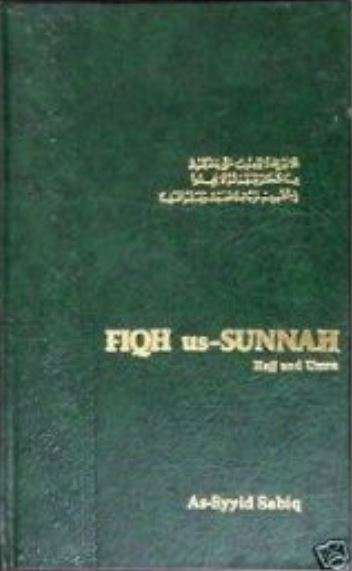 FIQH us-SUNNAH, Hajj and Umrah