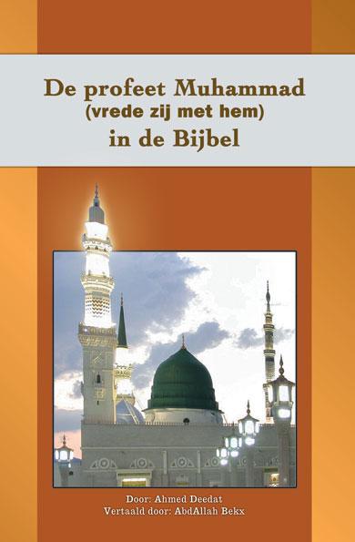 De profeet Muhammad in de bijbel