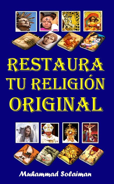 RESTAURA TU RELIGION ORIGINAL