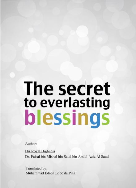 The secret to everlasting blessings