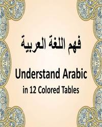 Understand Arabic in 12 Colored Tables