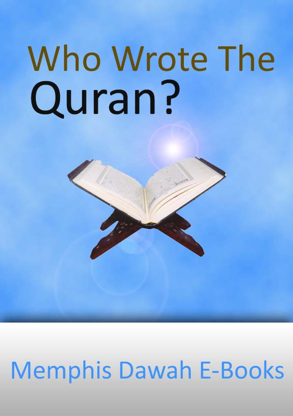 Who Wrote The Quran?