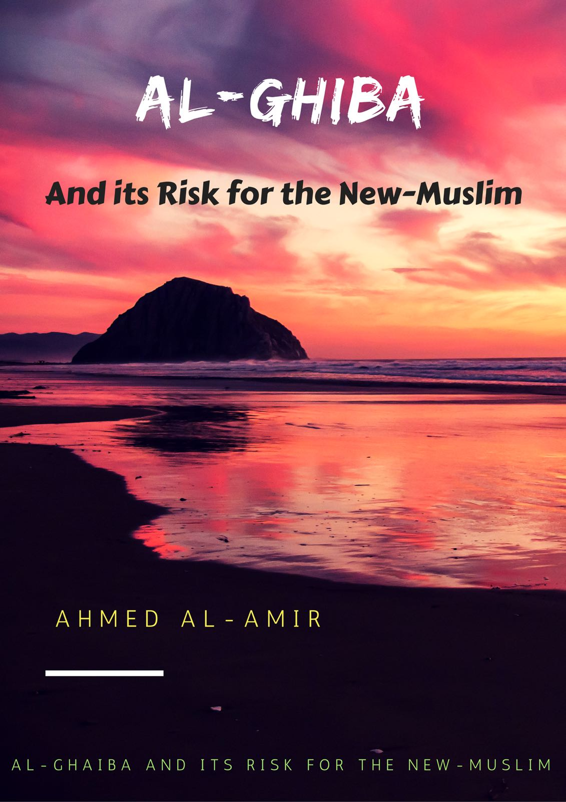 Backbiting (and its danger on the new Muslim)