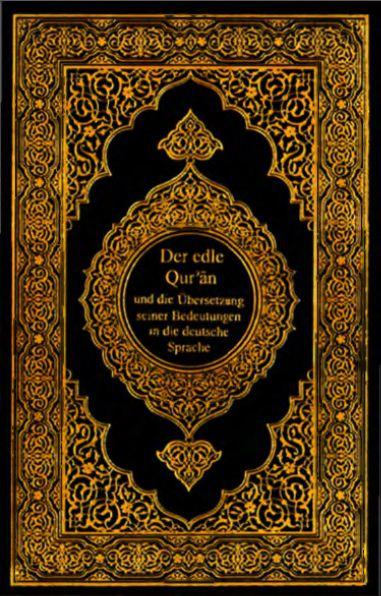 Der edle Qur'an und die Übersetzung seiner Bedeutung in die deutsche Sprache