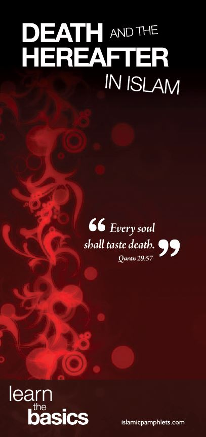 Death and the hereafter in Islam