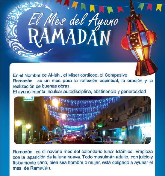 el mes del ayuno - Ramadan