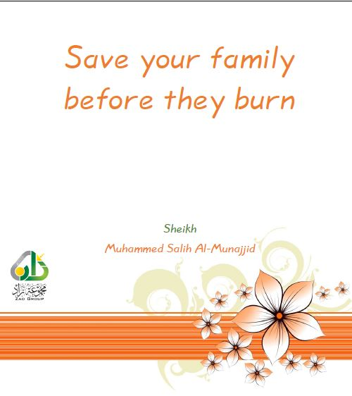 Save your Family before They Burn
