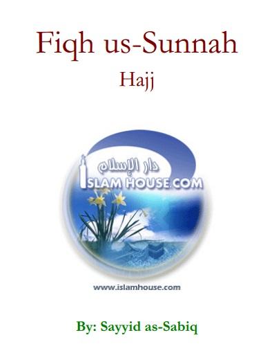 Fiqh as-Sunnah: The Book of Hajj