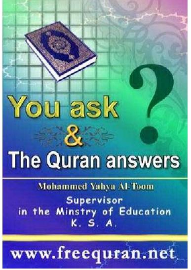 Te kérdezel – a Korán válaszol