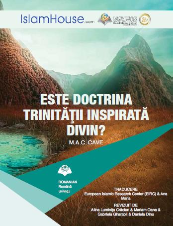 Este doctrina Trinităţii inspirată divin?