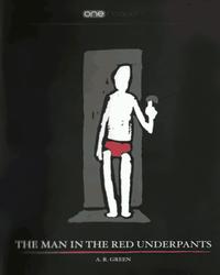 Bărbatul cu șort roșu