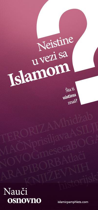 Niestine u vezi sa Islamom