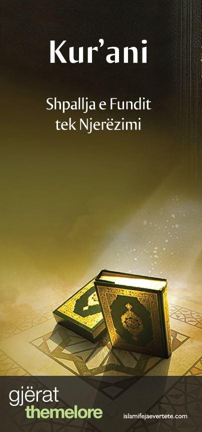 Kur'ani - Shpallja e fundit tek njerëzimin