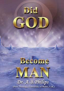 A devenit Dumnezeu Om?