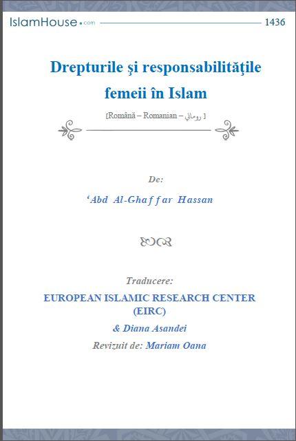 Drepturile şi responsabilităţile femeii în Islam