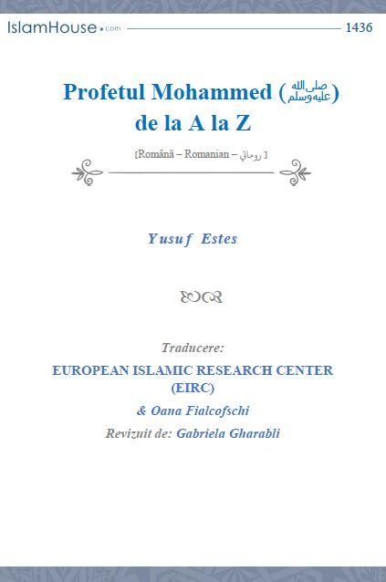 Profetul Mohammed de la A la Z