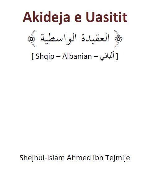 Akideja e Uasitit