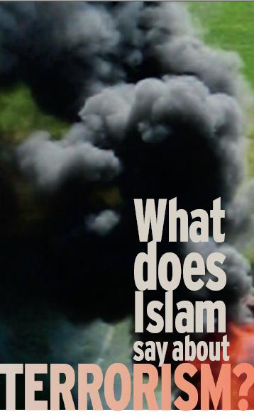 What does Islam say about Terrorism ?