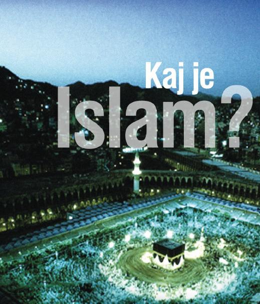 Kaj je Islam ?