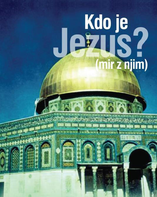 Kdo je Jezus ? (mir z njim)