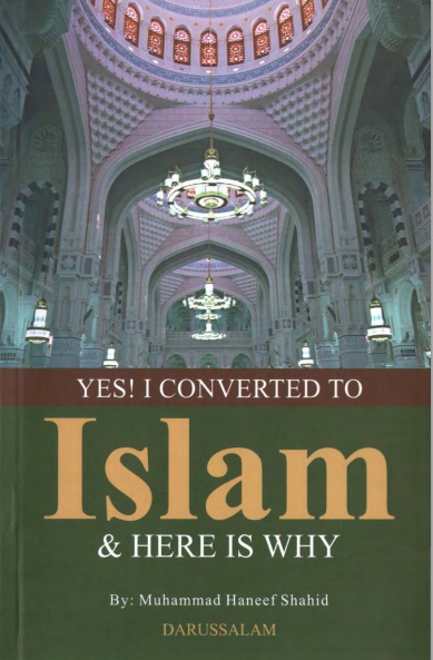 Da, m-am convertit la islam! Iată de ce