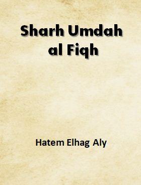 Sharh 'Umdah al Fiqh