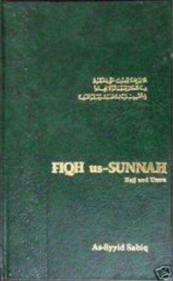 FIQH us-SUNNAH, Hajj and Umrah