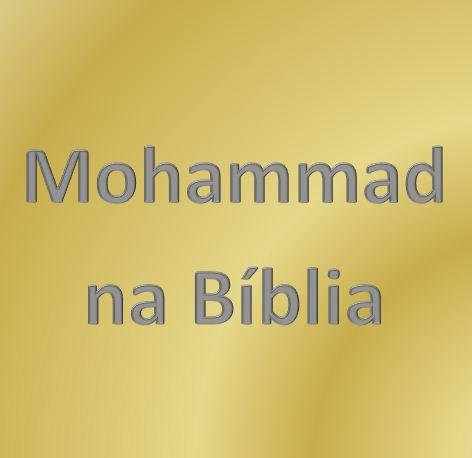 Mohammad na Bíblia