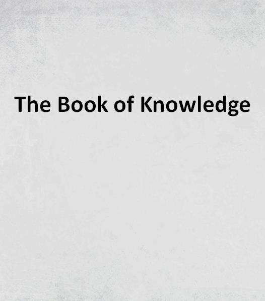 The Book of Knowledge - Turkmani -