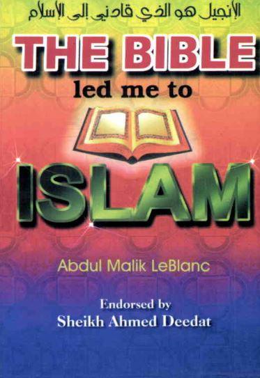 Библия привела меня к исламу