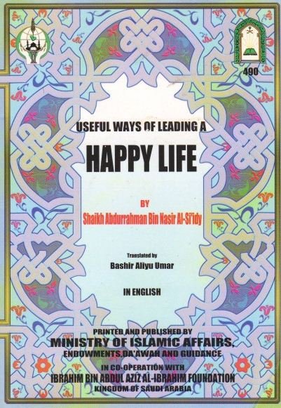 Useful Ways of Leading a Happy Life