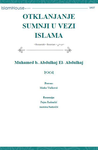 Otklanjanje sumnji u vezi islama