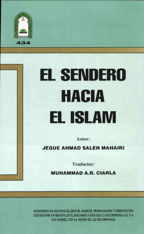 EL SENDERO HACIA EL ISLAM