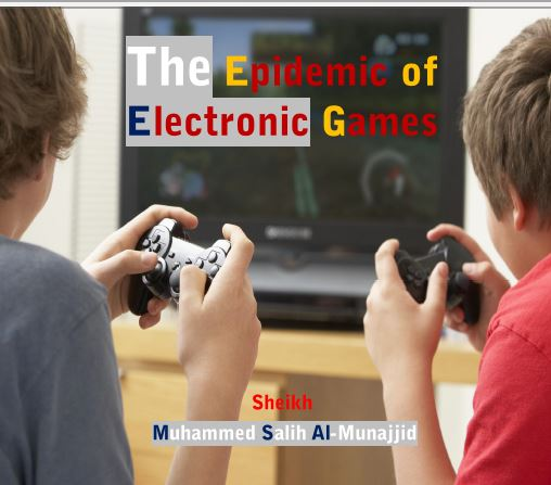The Epidemic of Electronic Games