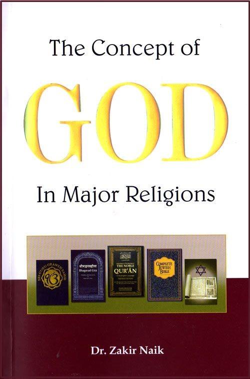 El concepto de Dios en las principales religiones
