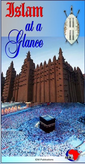 Islam at a Glance ( Pamphlet )