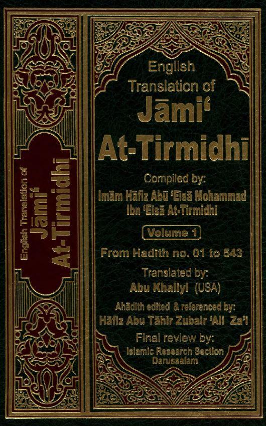 Jami' At-Termidhi - 1