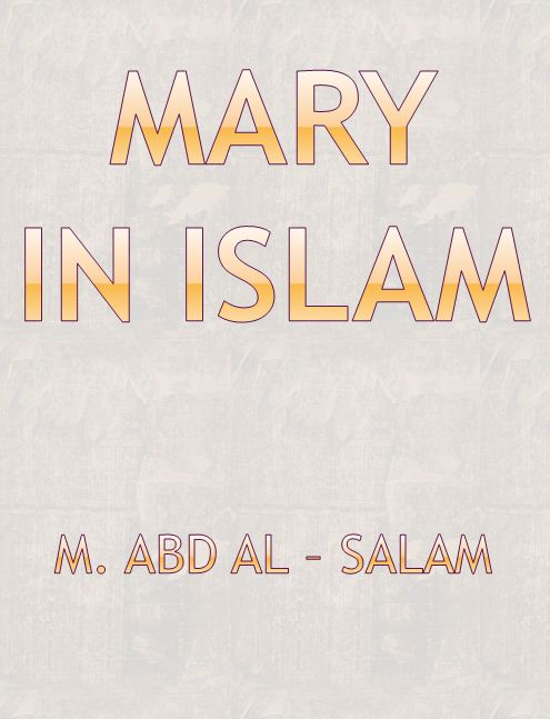 Mary in Islam