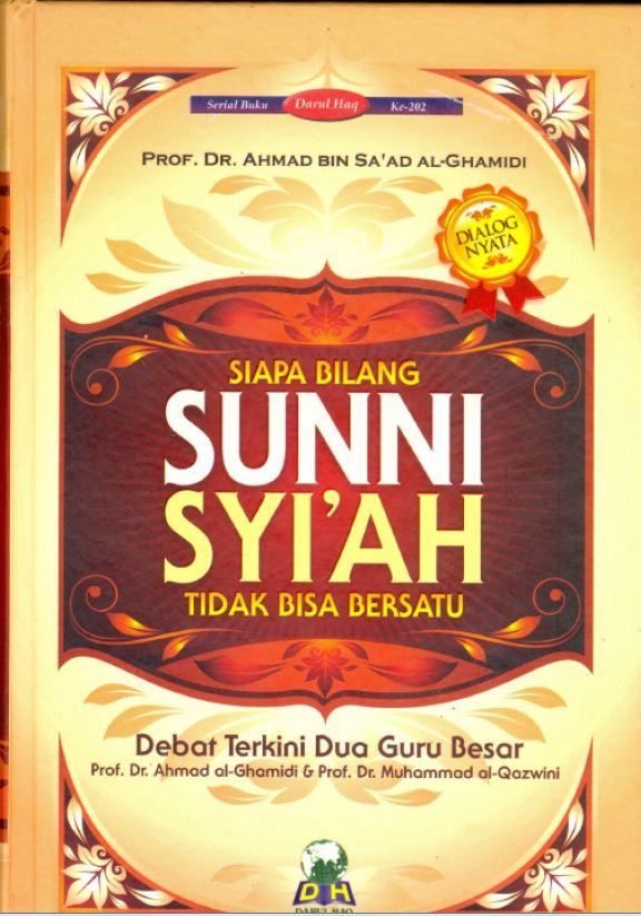 Dialog Nyata Siapa Bilang Sunni Syiah Tidak Bisa